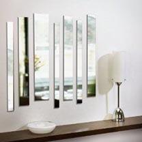 Instalação de Espelho na Vila Maria