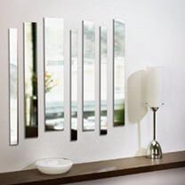 Instalação de Espelho na Vila Medeiros